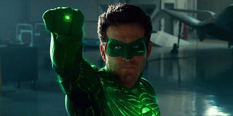 snyder cut ryan reynolds lanterna verde
