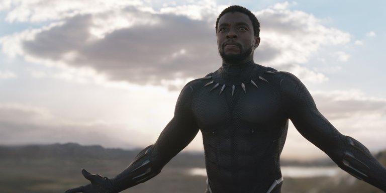 Chadwick Boseman Marvel Kevin Feige black panther