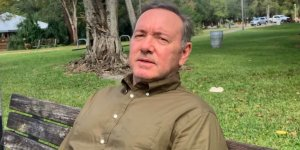 kevin spacey video di natale 2020