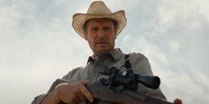 Liam Neeson monica bellucci film The Marksman