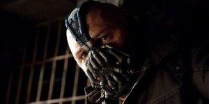 Tom Hardy Bane Christopher Nolan