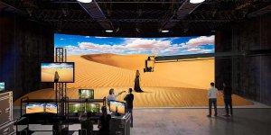 sony tecnologia LED produzione virtuale