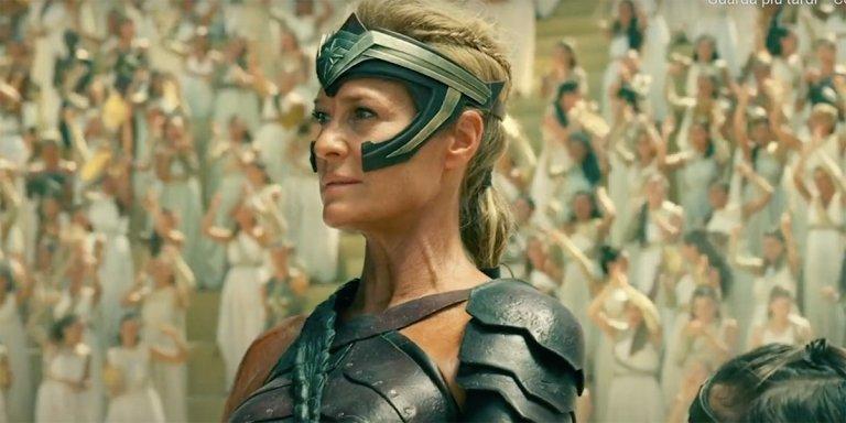 Robin Wright Wonder Woman