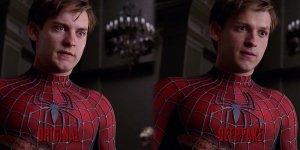 spider-man deepfake tom holland