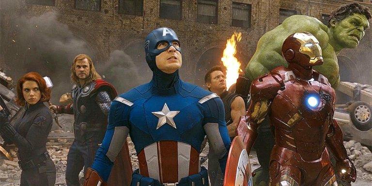 avengers film