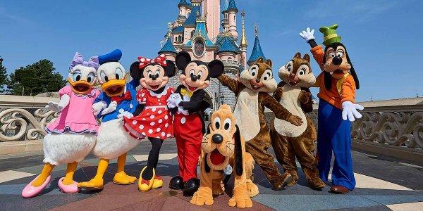 Disneyland Paris disney