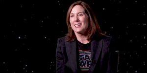 Kathleen Kennedy Lucasfilm Star Wars