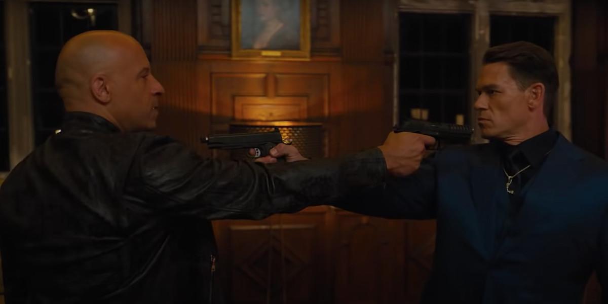 Fast & Furious 9: Dom e Jakob Toretto