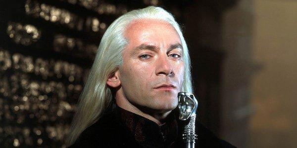 Harry Potter Jason Isaacs Lucius Malfoy