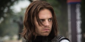 Sebastian Stan The Winter Soldier
