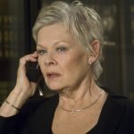 Star Wars Judi dench