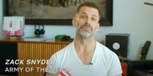 Zack Snyder Netflix