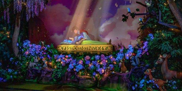Biancaneve Disneyland