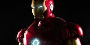 Avengers Campus Iron Man