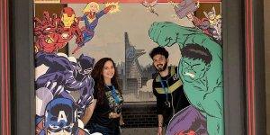 Badtaste a Disneyland Paris nel Disney Hotel New York – The Art of Marvel segui il nostro viaggio