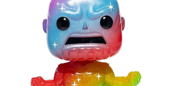 avengers thanos funko pop