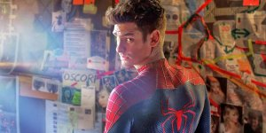 andrew garfield spider-man peter parker