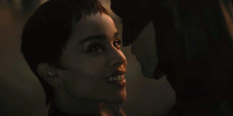 The Batman Zoë Kravitz