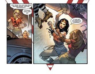 Wonder Woman '77 #1, interni 02