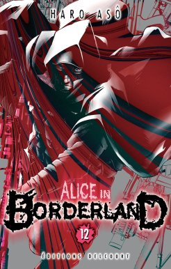 Alice in Borderland vol. 12