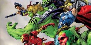Avengers of 20XX