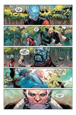 Extraordinary X-Men #6, anteprima 4