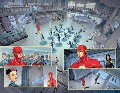The Flash #3, anteprima 01