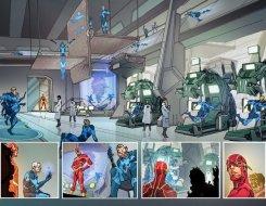 The Flash #3, anteprima 02