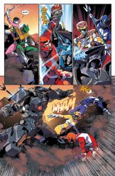 Mighty Morphin Power Rangers #6, anteprima 03