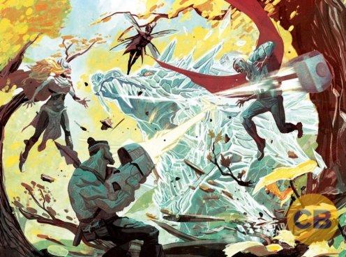 Avengers #1, anteprima 02