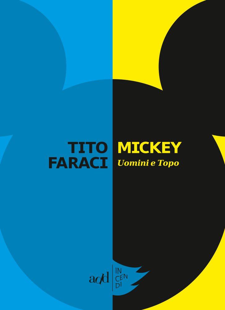 Mickey - Uomini e Topo, copertina