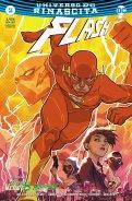 Flash 2, copertina di Karl Kerschl