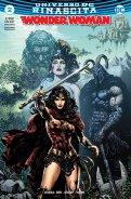 Wonder Woman 2, copertina di Liam Sharp