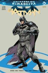 Batman 1, copertina variant di Howard Porter