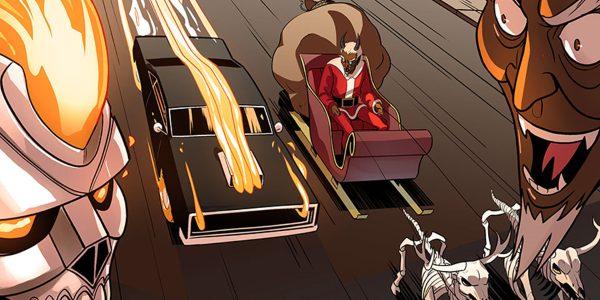 Ghost Rider X-Mas Special