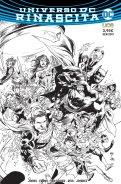 Universo DC: Rinascita, copertina variant di Ivan Reis