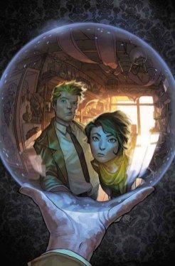 The Hellblazer #9, variant cover di Yasmine Putri