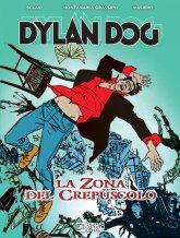 Dylan Dog: La Zona del Crepuscolo, copertina provvisoria