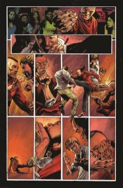 Iron Fist #1, anteprima 04