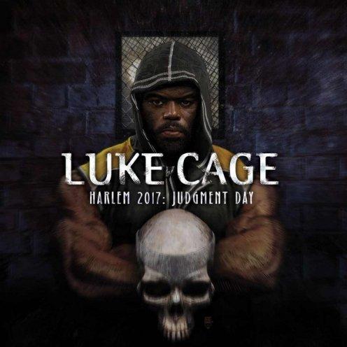 Luke Cage #1, variant cover di Tim Bradstreet