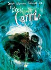 Il piccolo Caronte, copertina di Sergio Algozzino