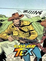 Color Tex 11, copertina provvisoria