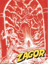 Color Zagor 5, copertina provvisoria