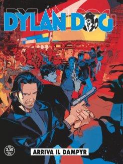 Dylan Dog 371, copertina B di Gigi Cavenago