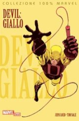 Devil: Giallo - 100% Marvel Best, copertina di Tim Sale