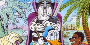 La corona dei re crociati