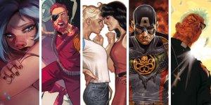 I fumetti di Lucca Comics & Games 2017