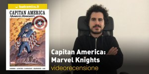 Capitan America: Marvel Knights