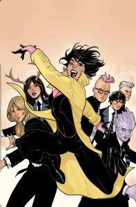 Generation X #87, copertina di Terry Dodson