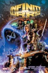 Infinity Wars #1, copertina di Mike Deodato Jr.